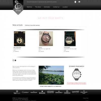 9678c56a6c33 8TIME(Italie) Timepeaks Liste de magasins de montre
