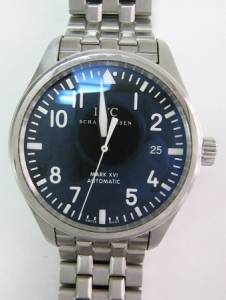 IWCpilot watch Mark.16