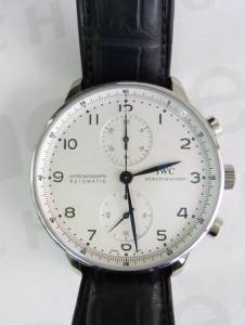 IWCportuguese chronograph